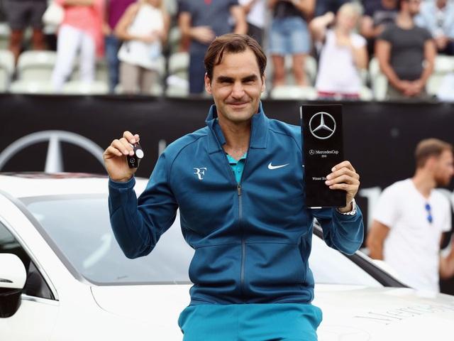 Sự nghiệp đỉnh cao của huyền thoại quần vợt Roger Federer - Người khởi nguồn triết lý hạnh phúc nước Thụy Sĩ mang tên Federerism - Ảnh 6.