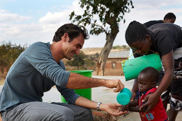 Sự nghiệp đỉnh cao của huyền thoại quần vợt Roger Federer - Người khởi nguồn triết lý hạnh phúc nước Thụy Sĩ mang tên Federerism - Ảnh 5.