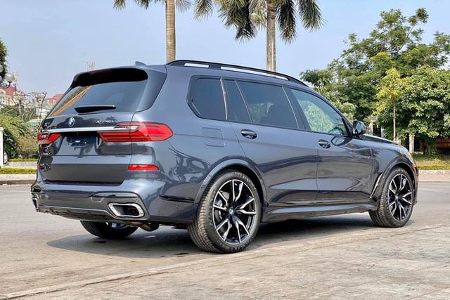 BMW X7 giảm giá kỷ lục 350 triệu đồng trong cuộc đua khốc liệt với Mercedes-Benz GLS tại Việt Nam - Ảnh 11.