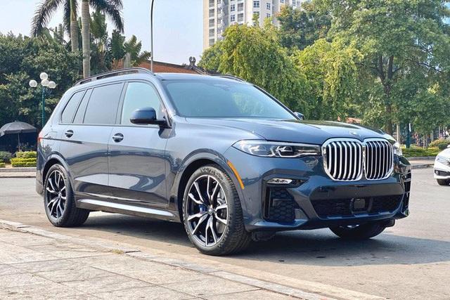 BMW X7 giảm giá kỷ lục 350 triệu đồng trong cuộc đua khốc liệt với Mercedes-Benz GLS tại Việt Nam - Ảnh 10.