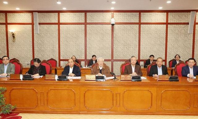 Bộ Chính trị kêu gọi toàn dân đoàn kết một lòng chống dịch Covid-19 - Ảnh 1.