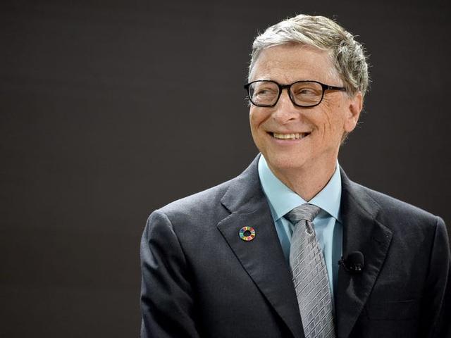 Bill Gates tiêu tiền thế nào?