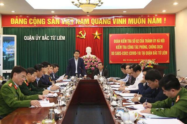 Ông Nguyễn Đức Chung: Hai tuần tới là thời gian quyết định với Việt Nam và Hà Nội - Ảnh 1.