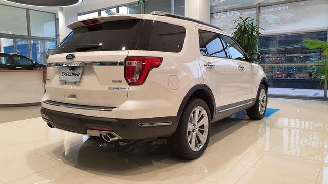 Đại lý xả Ford Explorer tồn kho giá 1,8 tỷ đồng, giảm gần nửa tỷ đồng so với hồi đầu năm - Ảnh 4.