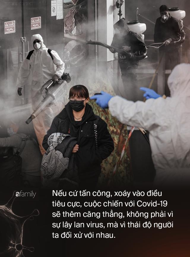 """Kỳ thị - """"vũ khí sát thương"""" nhân loại mạnh hơn cả virus trong mùa Covid-19 - Ảnh 5."""