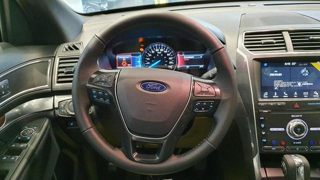 Đại lý xả Ford Explorer tồn kho giá 1,8 tỷ đồng, giảm gần nửa tỷ đồng so với hồi đầu năm - Ảnh 6.