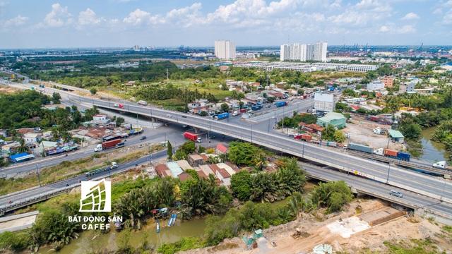 """Toàn cảnh hạ tầng giao thông khu Đông với nhiều tuyến đường sắp được mở rộng: Nơi đang chuẩn bị trở thành """"thành phố trong TP.HCM"""" - Ảnh 8."""