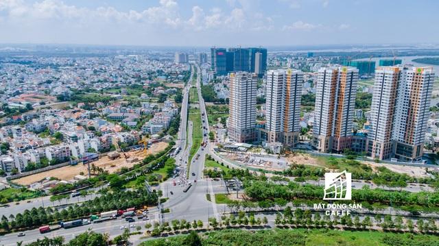 """Toàn cảnh hạ tầng giao thông khu Đông với nhiều tuyến đường sắp được mở rộng: Nơi đang chuẩn bị trở thành """"thành phố trong TP.HCM"""" - Ảnh 7."""
