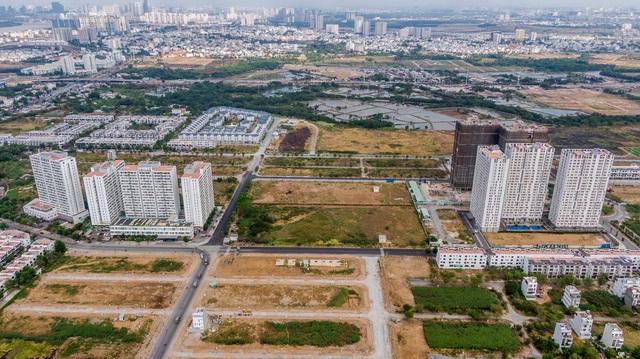 """Toàn cảnh hạ tầng giao thông khu Đông với nhiều tuyến đường sắp được mở rộng: Nơi đang chuẩn bị trở thành """"thành phố trong TP.HCM"""" - Ảnh 3."""