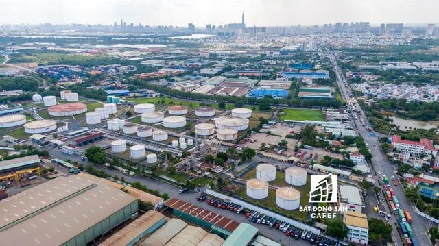 """Toàn cảnh hạ tầng giao thông khu Đông với nhiều tuyến đường sắp được mở rộng: Nơi đang chuẩn bị trở thành """"thành phố trong TP.HCM"""" - Ảnh 9."""