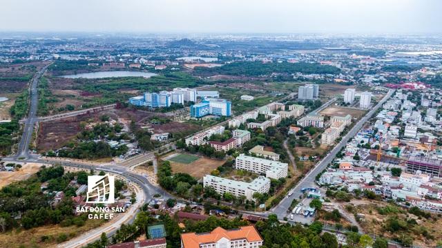 """Toàn cảnh hạ tầng giao thông khu Đông với nhiều tuyến đường sắp được mở rộng: Nơi đang chuẩn bị trở thành """"thành phố trong TP.HCM"""" - Ảnh 2."""