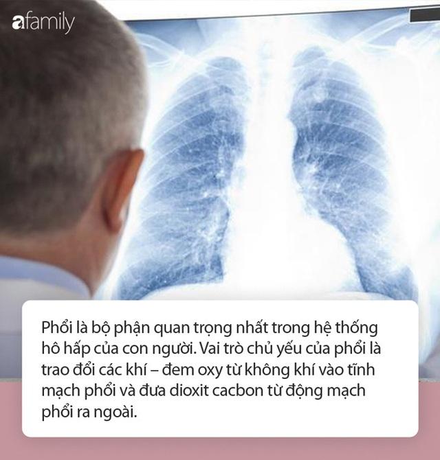 """4 biểu hiện trên cơ thể nhắc nhở phổi của bạn đang """"kêu cứu"""" - Ảnh 1."""