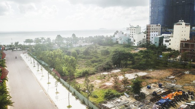 Bình Định điều chỉnh khu đất vàng từng giao cho con ông Trần Bắc Hà - Ảnh 1.