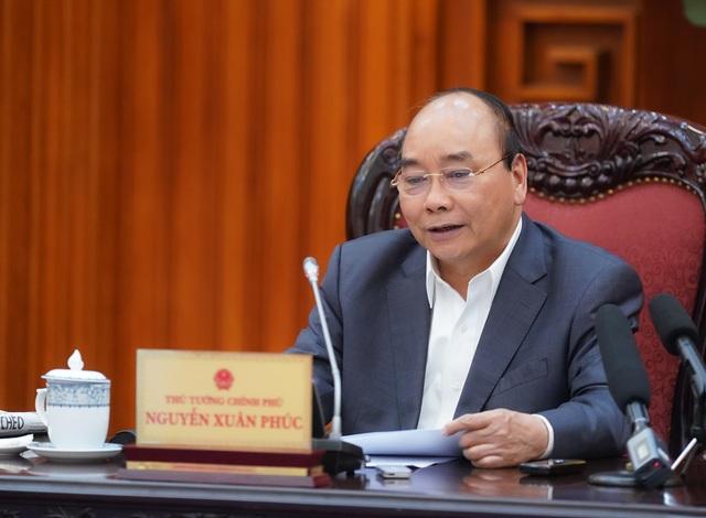 Thủ tướng làm việc trực tuyến với tỉnh Sóc Trăng - Ảnh 1.
