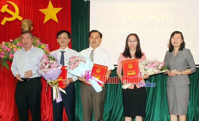 Ban Bí thư Trung ương Đảng chuẩn y nhân sự mới - Ảnh 2.