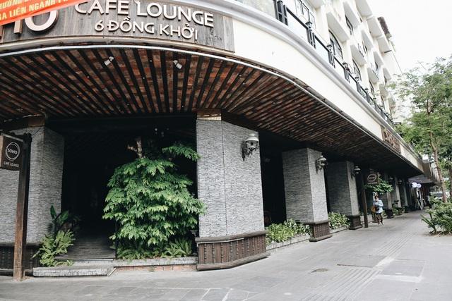 Phố Sài Gòn vắng lặng, quán cafe đồng loạt tạm đóng cửa chung tay phòng chống dịch Covid-19 - Ảnh 10.
