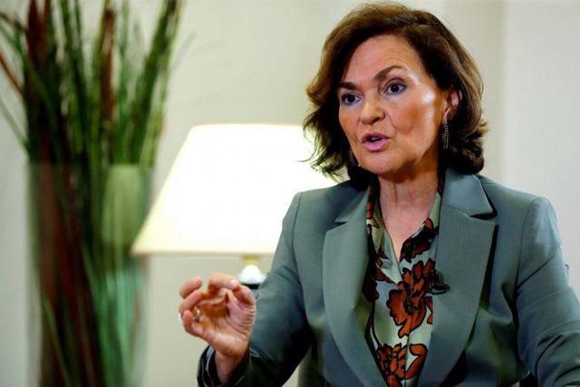 Phó Thủ tướng Tây Ban Nha nhiễm virus corona  - Ảnh 1.