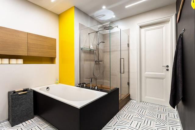 Ngôi nhà trang trí nội thất màu xanh và vàng lạ mắt - Ảnh 12.  Ngôi nhà trang trí nội thất màu xanh và vàng lạ mắt photo 11 15852150032875248968