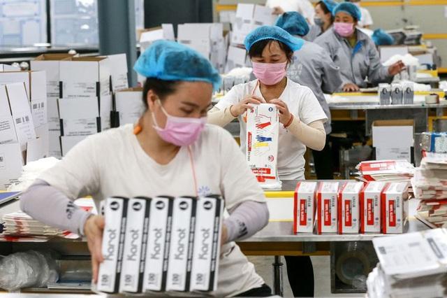 Cú sốc thứ 2 từ virus corona đang từng bước hạ gục các nhà máy ở Trung Quốc - Ảnh 1.