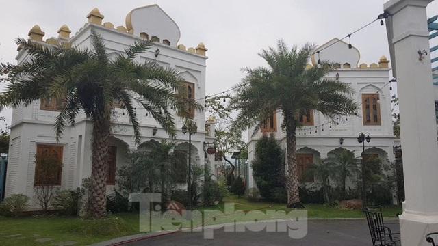 Phú Thọ xử phạt 120 triệu đồng dự án nghìn tỷ Vườn Vua - Ảnh 1.