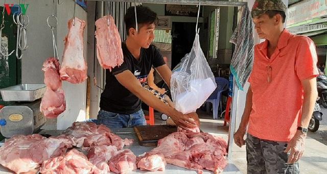 Dự kiến sẽ điều chỉnh giảm giá lợn hơi xuống mức 70.000 đồng/kg - Ảnh 1.