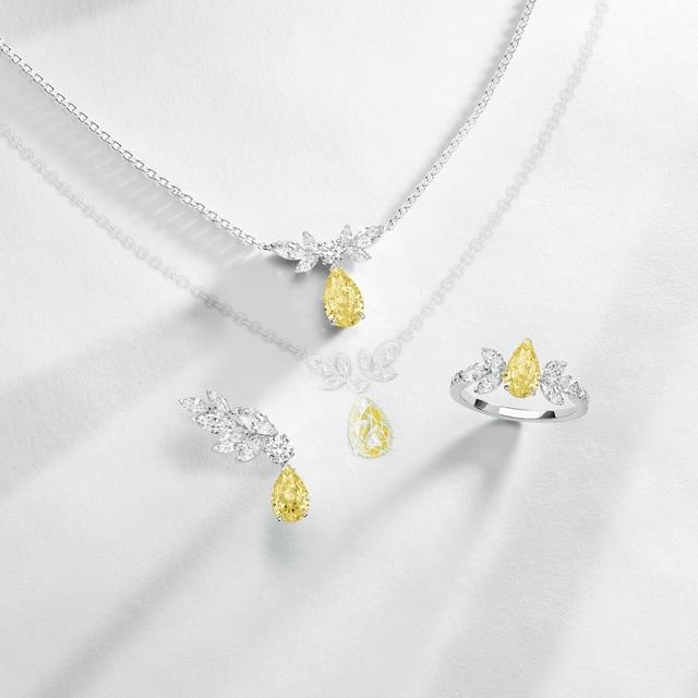 Bạn biết gì về thứ kim cương có độ quý hiếm gấp 10.000 lần kim cương trắng thông thường?  - Ảnh 1.