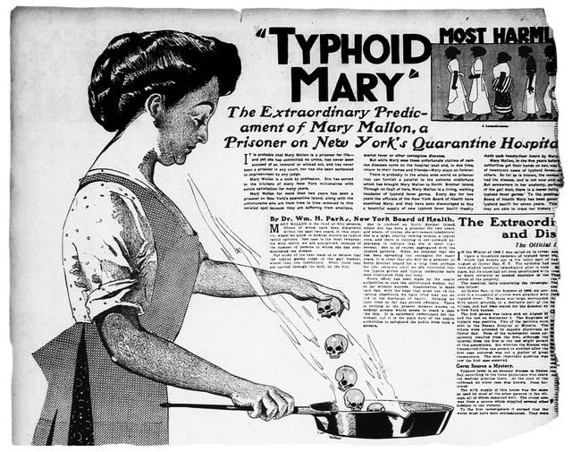 Ngoài bệnh nhân số 31, đây lầ ca siêu lây nhiễm từng gây ám ảnh trong lịch sử: Cô đầu bếp reo rắc mầm bệnh cho cả New York với một đĩa thức ăn - Ảnh 2.