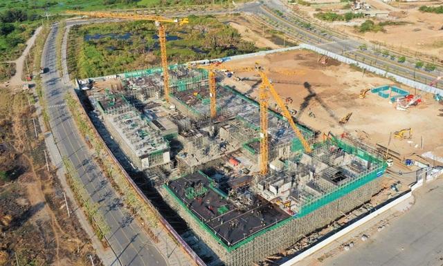2 dự án ở Thủ Thiêm có giá trên 125 triệu đồng/m2 - Ảnh 2.