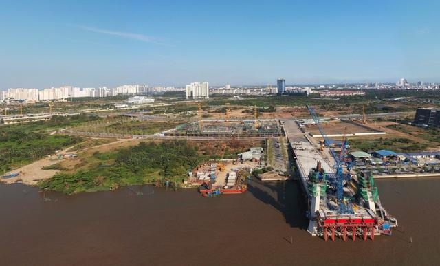 2 dự án ở Thủ Thiêm có giá trên 125 triệu đồng/m2 - Ảnh 4.