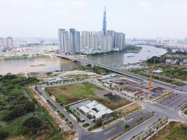 2 dự án ở Thủ Thiêm có giá trên 125 triệu đồng/m2 - Ảnh 8.