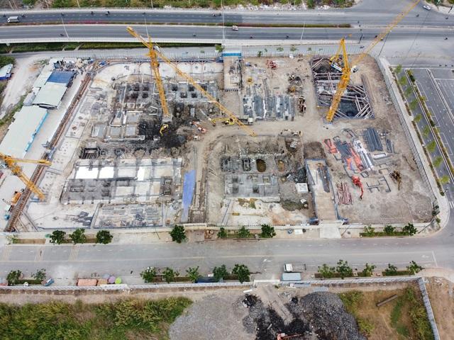 2 dự án ở Thủ Thiêm có giá trên 125 triệu đồng/m2 - Ảnh 9.