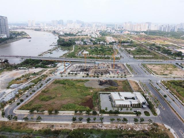 2 dự án ở Thủ Thiêm có giá trên 125 triệu đồng/m2 - Ảnh 11.