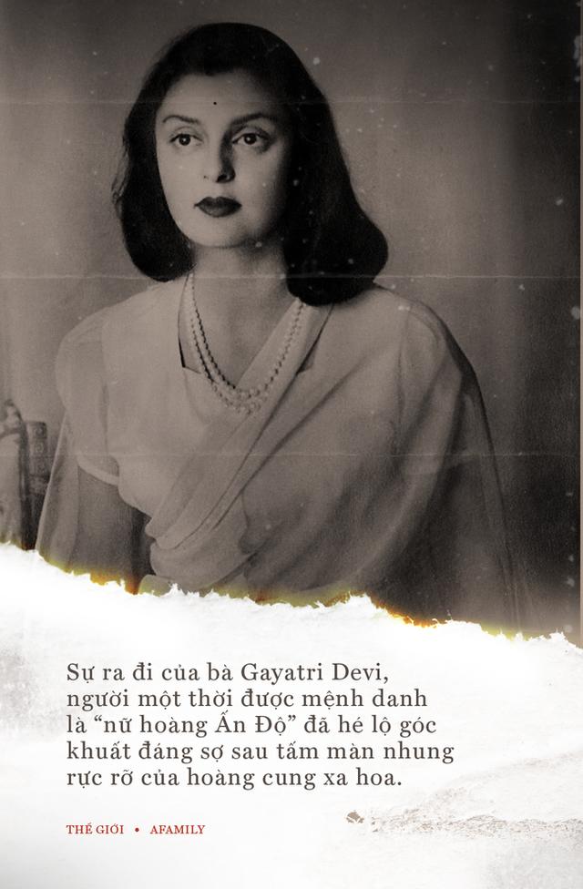 Góc khuất cuộc đời của Hoàng hậu đẹp nhất Ấn Độ: Nhan sắc hoàn hảo, tài năng hơn người nhưng chứa đầy bi kịch toan tính, mưu mô của một gia tộc - Ảnh 6.