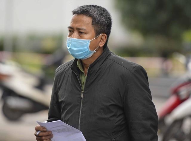 [Ảnh] Tiếp tế 350kg rau cho khu chung cư gần 1.000 dân cách ly ở Hà Nội  - Ảnh 7.