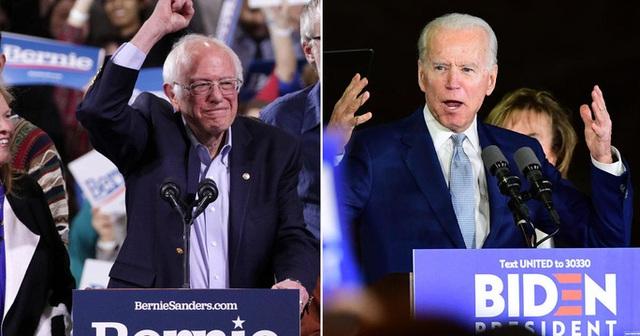 Siêu thứ ba ở Mỹ: Ông Biden vươn lên - Ảnh 1.