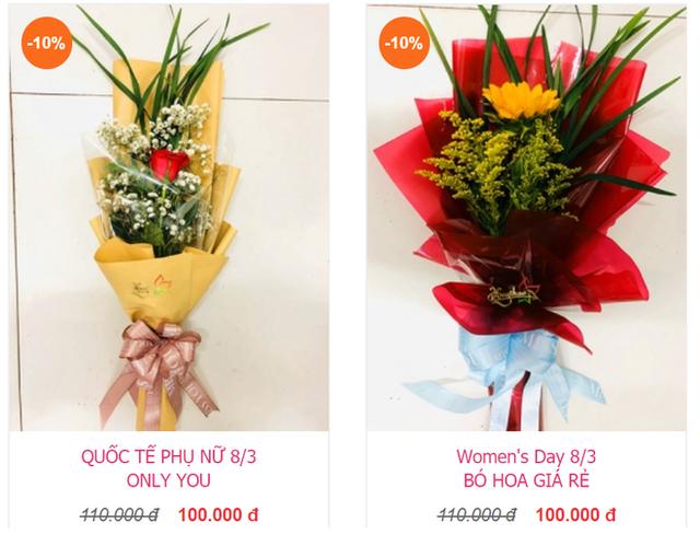 Hoa hồng Đà Lạt 8/3 nơi rẻ như cho, nơi bán đắt gấp 6-7 lần - Ảnh 4.