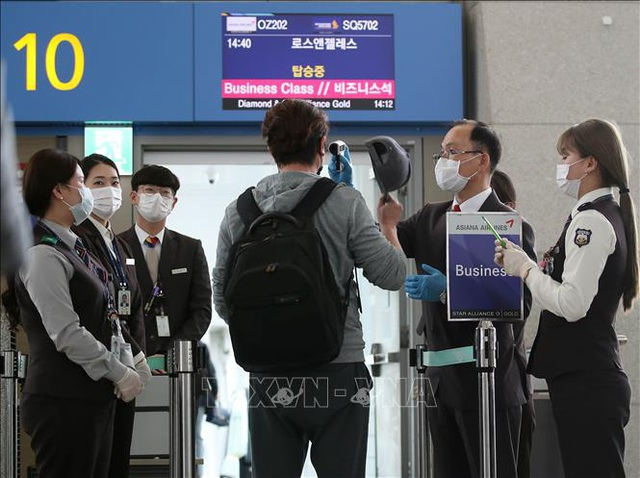 Hàn Quốc đình chỉ miễn thị thực cho công dân Nhật Bản - Ảnh 1.