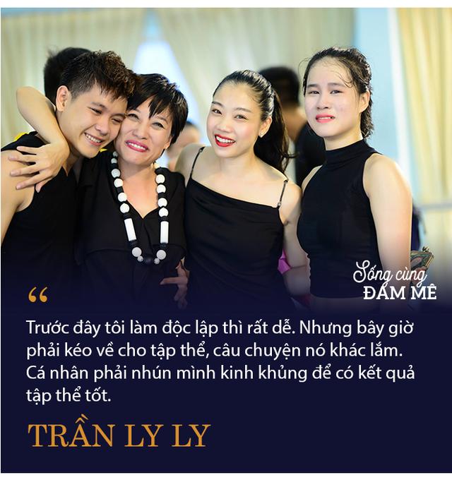 """Giám đốc nhà hát Nhạc vũ kịch VN, đạo diễn - biên đạo múa Trần Ly Ly: """"Đã đến lúc những sản phẩm nghệ thuật lớn trở thành nhu cầu thật của xã hội"""" - Ảnh 4."""