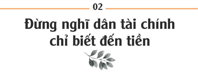 Nữ tướng Mekong Capital: Đừng nghĩ dân tài chính chỉ biết đến tiền - Ảnh 4.