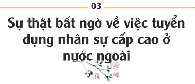 Nữ tướng Mekong Capital: Đừng nghĩ dân tài chính chỉ biết đến tiền - Ảnh 6.