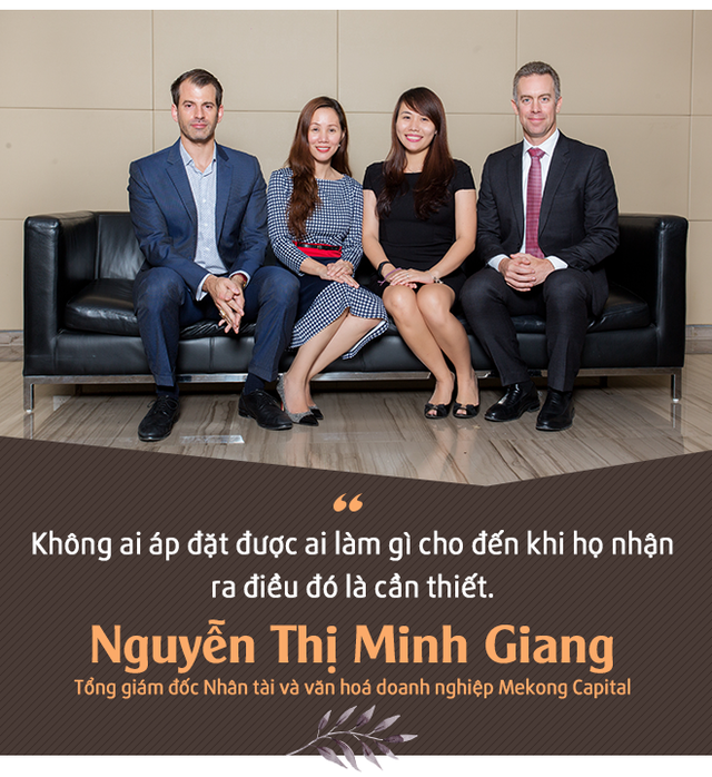 Nữ tướng Mekong Capital: Đừng nghĩ dân tài chính chỉ biết đến tiền - Ảnh 3.
