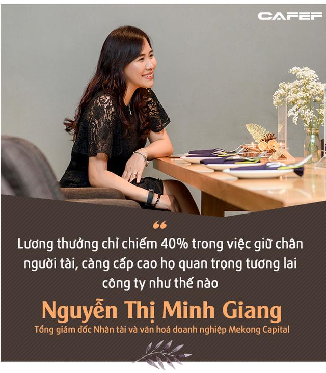 Nữ tướng Mekong Capital: Đừng nghĩ dân tài chính chỉ biết đến tiền - Ảnh 7.