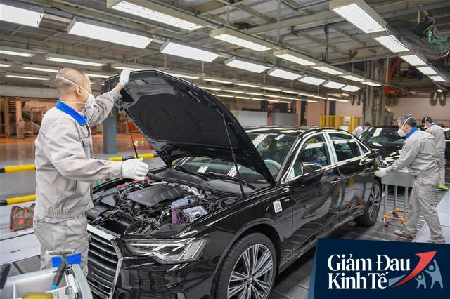 4 nhà sản xuất ô tô dừng hoạt động sản xuất tại Việt Nam chỉ trong 6 ngày, chuyên gia quốc tế nhận định: Đây là điều khó tránh, và cũng khó trách! - Ảnh 3.