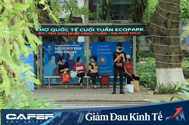 17.000 cư dân Ecopark đồng loạt được chủ đầu tư trang bị khẩu trang, nước sát khuẩn - Ảnh 2.