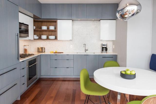 12 thiết kế căn bếp hiện đại đẹp sang trọng và gọn gàng - Ảnh 4.