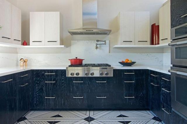 12 thiết kế căn bếp hiện đại đẹp sang trọng và gọn gàng - Ảnh 5.