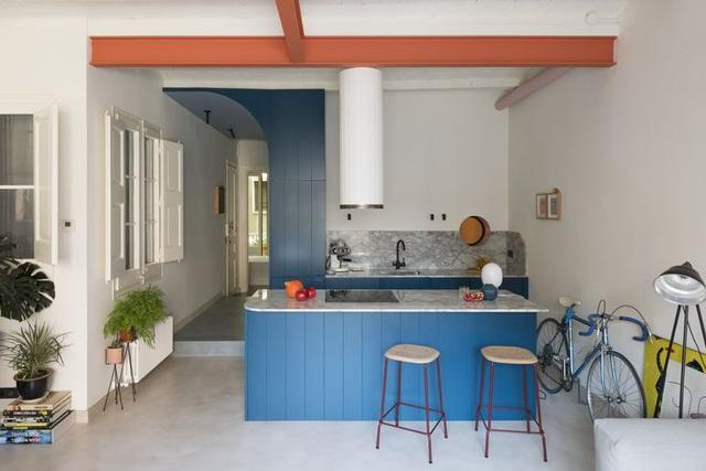 12 thiết kế căn bếp hiện đại đẹp sang trọng và gọn gàng - Ảnh 9.