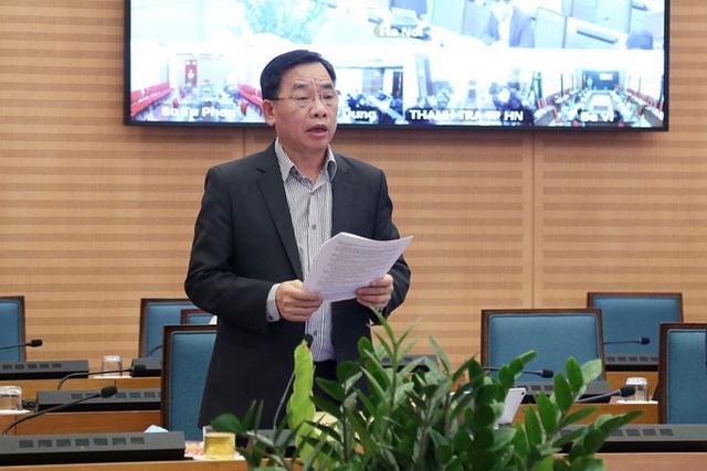 Chủ tịch Hà Nội: Chấm dứt cách ly y tế đối với ổ dịch Bệnh viện Bạch Mai từ ngày 12-4 - Ảnh 1.