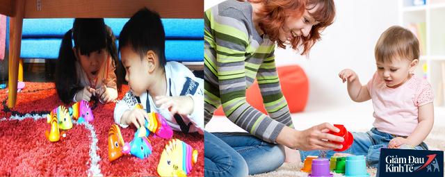 5 gợi ý để cùng con đi qua mùa dịch không nhàm chán: Vừa kích thích trí não phát triển, vừa dạy trẻ tính độc lập - Ảnh 5.