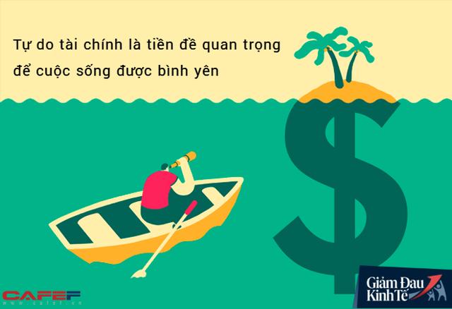 Tất cả những gì bạn nên làm khi còn trẻ để không hối hận về sau: Kiếm tiền, kiếm tiền và kiếm tiền! - Ảnh 4.